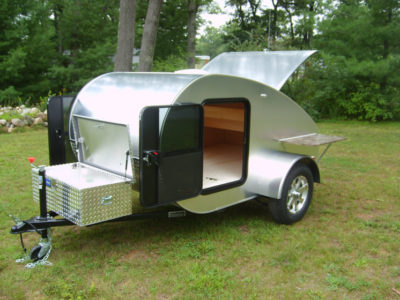 teardrop camping trailers