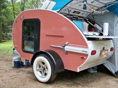 teardrop travel trailers
