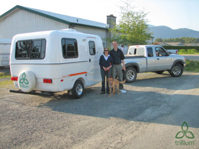 tiny camping trailers for sale
