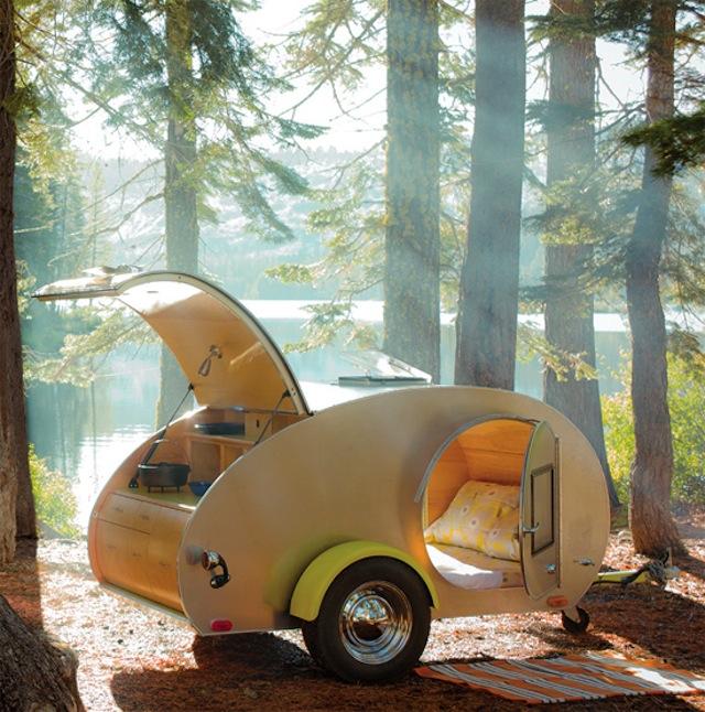 tiny trailer camper