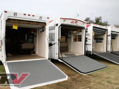 toy hauler camper