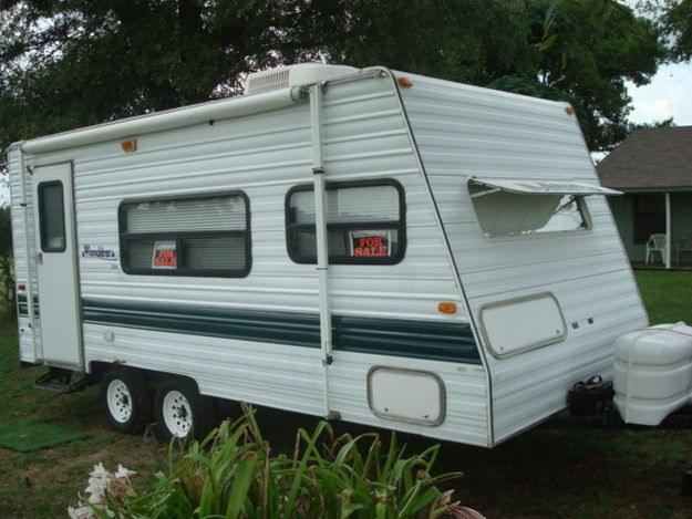 Trailer Camper Camper Photo Gallery