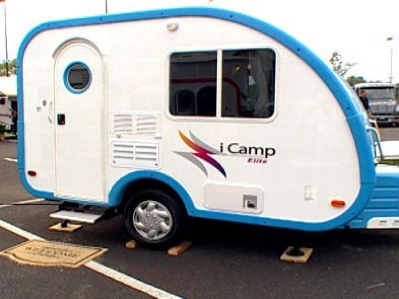 travel trailer camper