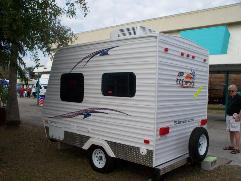 travel trailer rv