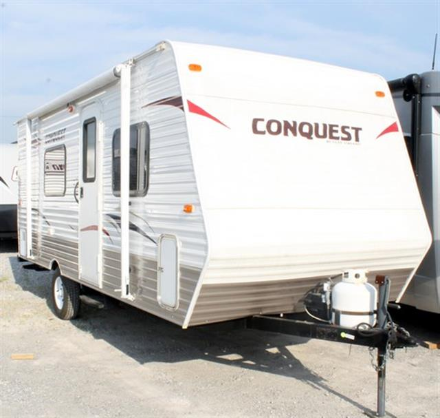 travel trailers for sale used