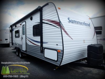 travel trailers near me
