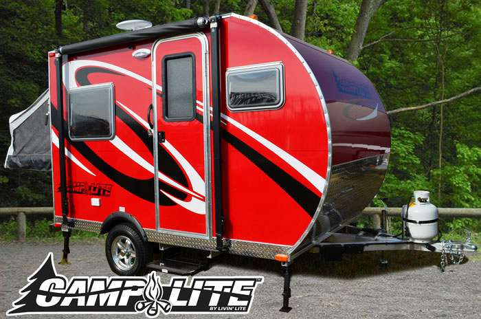 camper gallery trailers for travel photo light small lightweight sale