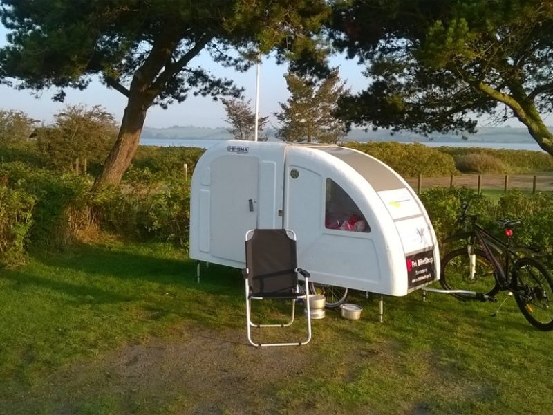 ultralight camping trailers