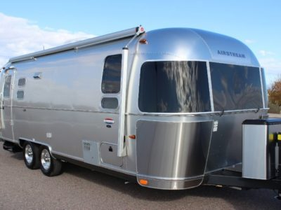 used airstream travel trailers