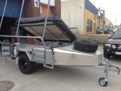 used camper trailers