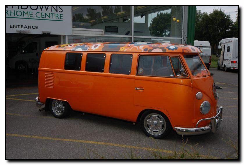 used camper vans