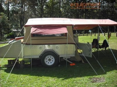 used camping trailers for sale