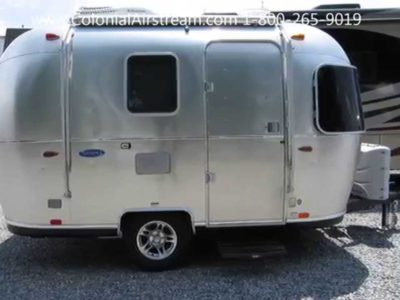 used mini travel trailers