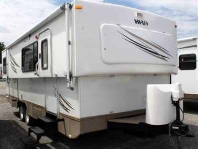 used rv campers
