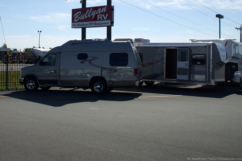 used rv dealers