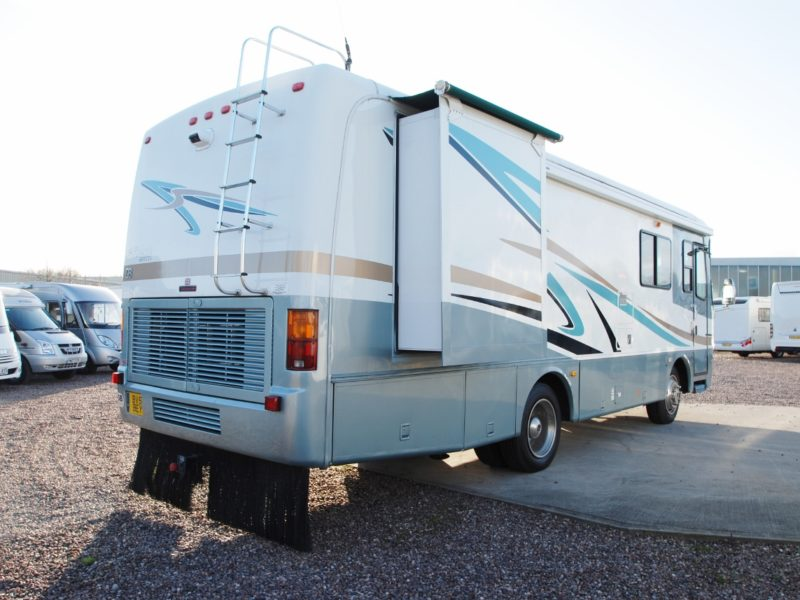rv motorhomes for sale by owner near me