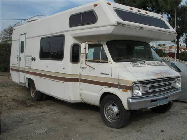 used small rv for sale