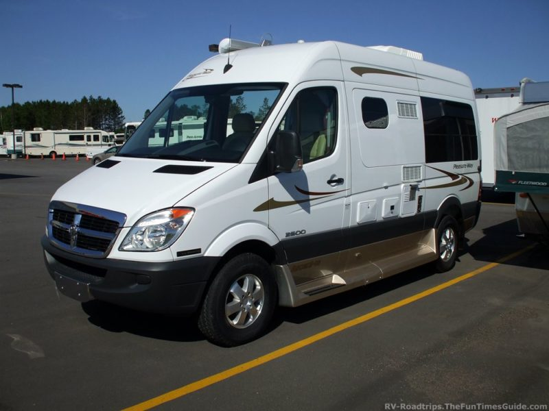 used small rv