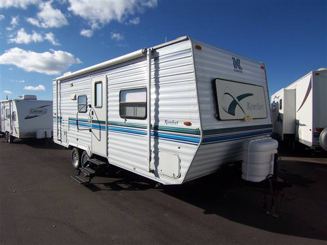 used travel trailers for sale