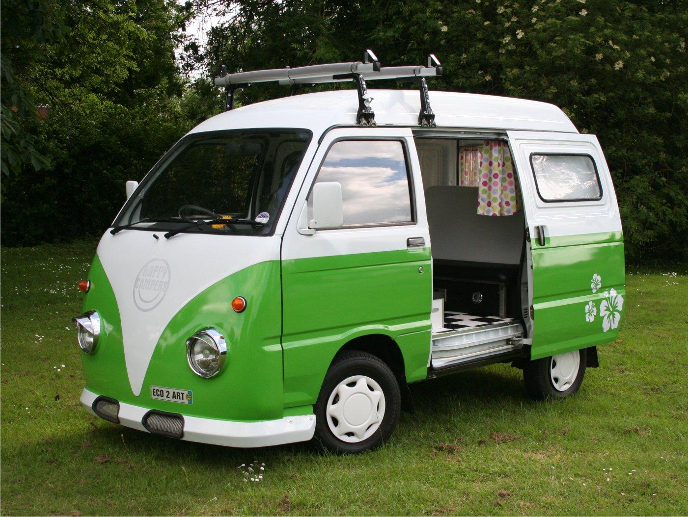 van camper for sale