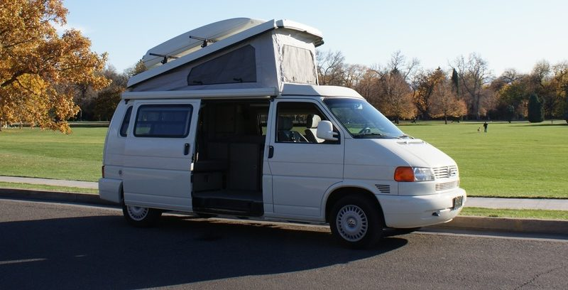 vw camper rental