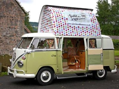 vw camper vans for hire