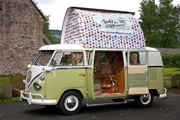 vw camper vans for hire