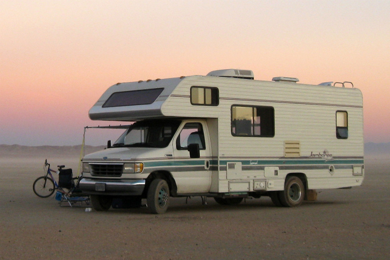 where to rent an rv